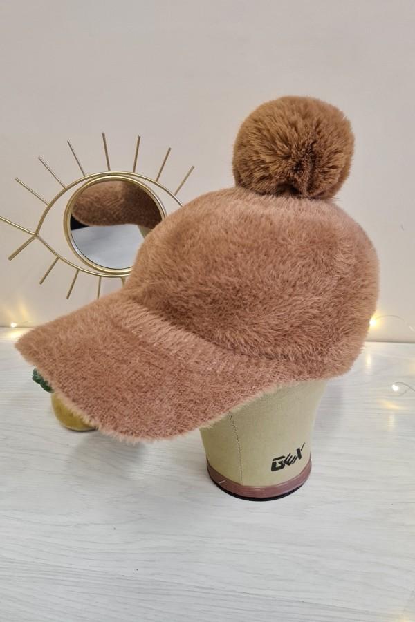 czapka z daszkiem camel 2