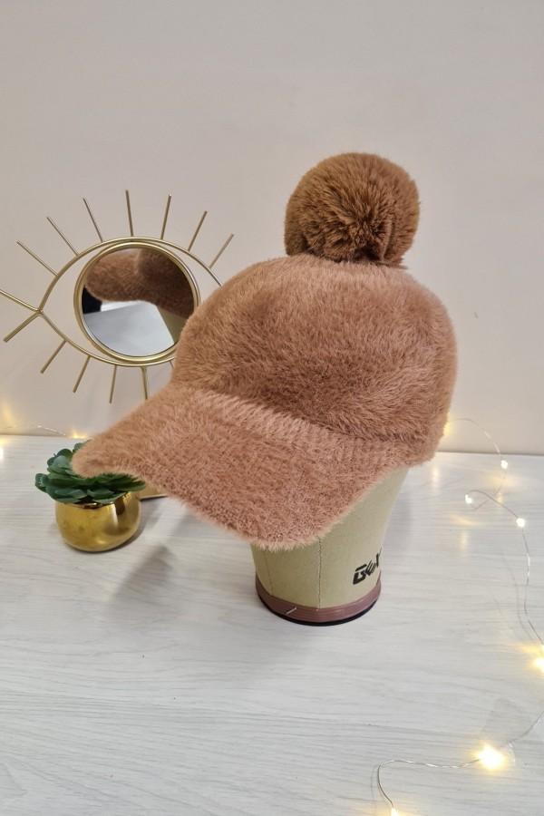 czapka z daszkiem camel 3