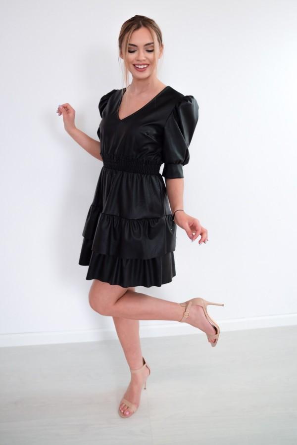 sukienka czarna 2