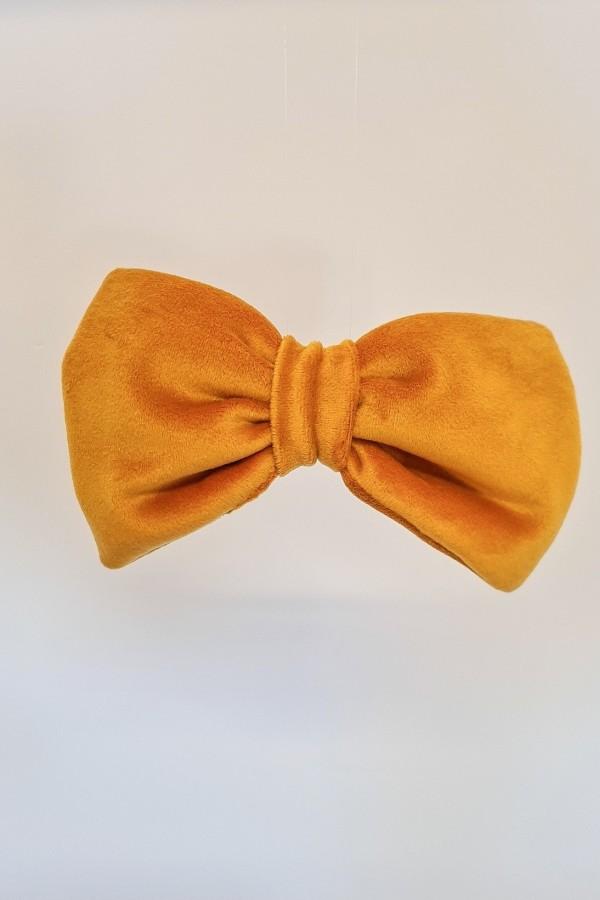 Gumka kokarda żółta 2